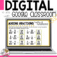 Add Fractions Digital Lesson to use with Google Classroom