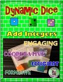 Add Integers Dynamic Dice