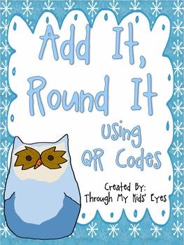 Add It, Round It with QR Codes
