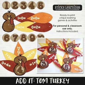 Add It: Tom Turkey