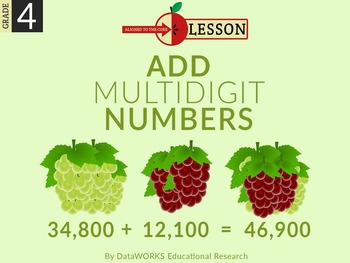 Add Multi-digit Numbers