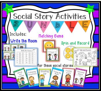 Add-On Activities *BUNDLE*