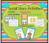 Add-On Activities/Games for Following Directions and Tryin