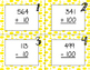 Add & Subtract 10 & 100 Task Cards