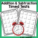 Addition & Subtraction Facts BUNDLE