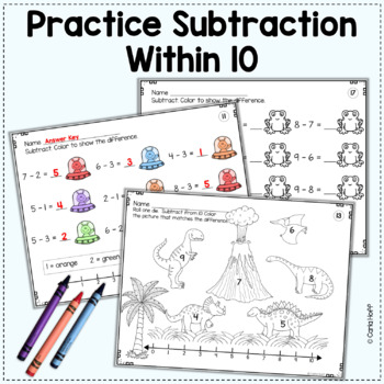 addition subtraction worksheets with number lines add subtract color. Black Bedroom Furniture Sets. Home Design Ideas