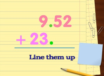 Add & Subtract Decimals - Music Video - Math Song