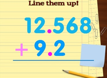 Add & Subtract Decimals - Music Video - Math Song