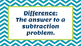 Add & Subtract Fractions with Unlike Denominators: Math Vo