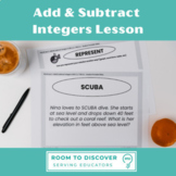 Add & Subtract Integers