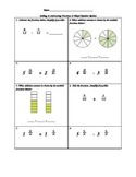 Add Subtract Mixed Numbers Fractions Review Assessment 4.NF.3