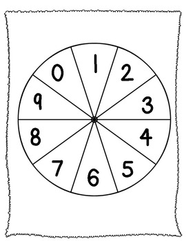 Add, Subtract, Multiply, Divide - Spin a Problem!