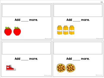 Add & Subtract Task Cards [ABLLS-R Aligned R17, R18, R20, R27, R28, R29]