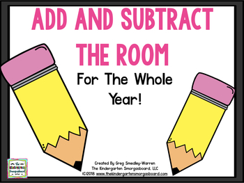 Add & Subtract The Room For The Whole Year