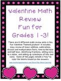 Add-Subtratct-Multipliy-Divide-Time-Fractions-Place Value-Money Valentine Fun!