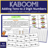 Add Tens to Any Number KABOOM Game!