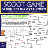 Add Tens to Any Number SCOOT:  Adding multiples of ten to 2 digit number