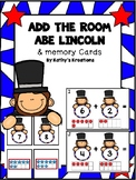 Add The Room Abe Lincoln & Memory Cards