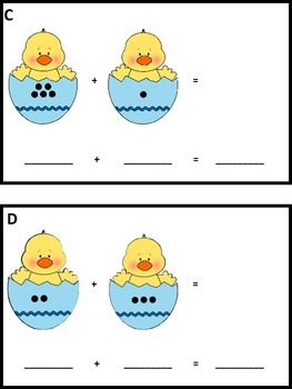 Add The Room Baby Chick -Sums To Six