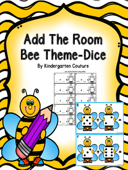 Add The Room Bee Theme -Dice