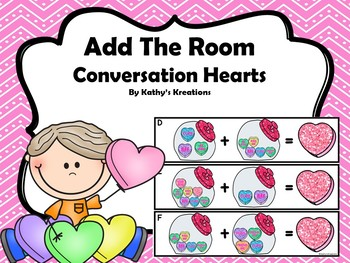 Add The Room -Candy Hearts