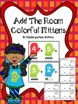 Add The Room - Colorful Mittens