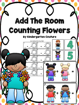 Add The Room Counting Flowers With Bonus Memory Cards