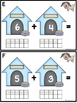 Add The Room Doghouse Sums To 10  (Plus Bonus 10 and Some More)