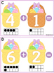 Add The Room Easter Basket Sums To 10