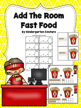 Add The Room Fast Food (With Bonus Memory Game)