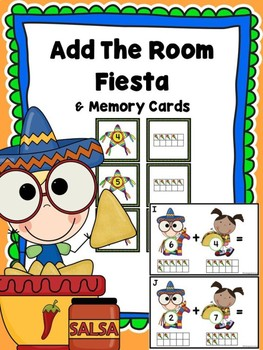 Add The Room Fiesta & Memory Cards
