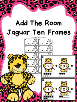 Add The Room -Jaguar Ten Frames