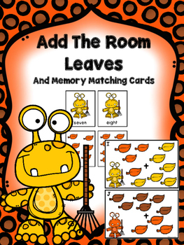 Add The Room Leaves - Sums To 10