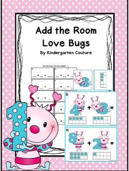 Add The Room Love Bugs