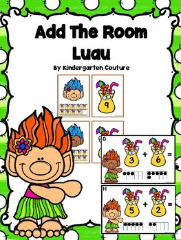 Add The Room Luau & Bonus Memory Cards