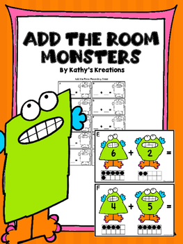 Add The Room -Monsters