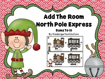 Add The Room North Pole Express & Memory Cards