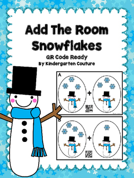 Add The Room Snowflakes