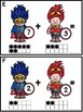 Add The Room Superhero Trolls & Memory Cards