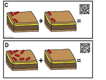 Add The Room Sweet Treats (With And Without QR Codes)