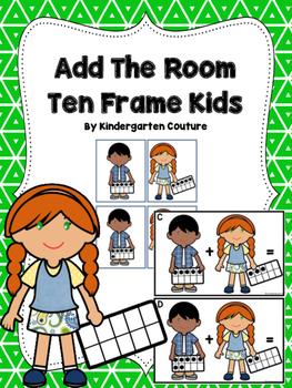 Add The Room Ten Frame Kids