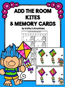 Add The Room To 10 -Kites  & Memory Cards