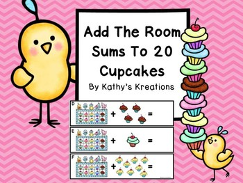 Add The Room To 20 -Cupcakes