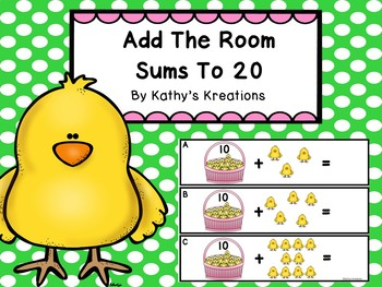 Add The Room To 20 -Little Chick