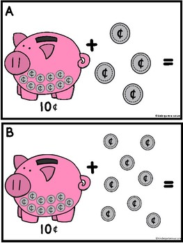 Add The Room To 20 -Piggy Bank