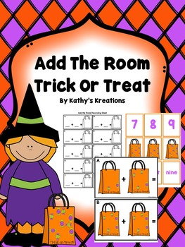 Add The Room Trick Or Treat (Memory Cards Included)
