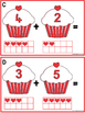 Add The Room -Valentine Cupcakes