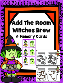 Add The Room Witches Brew & Memory Cards