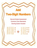 Add Two-Digit Numbers Assessment