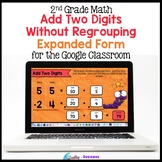 Add Two Digit Numbers by Decomposing Numbers (Expanded Form) No Regrouping